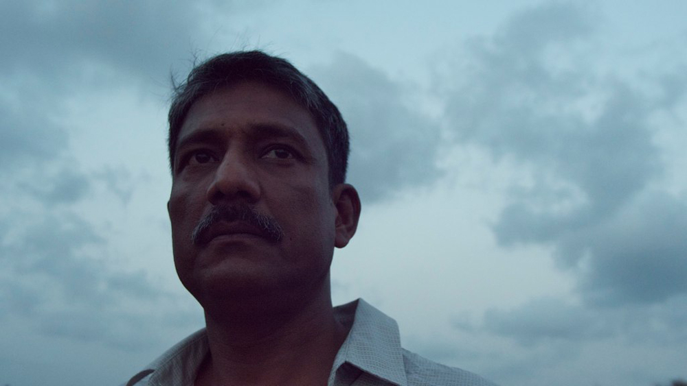 adil Hussain in sunrise